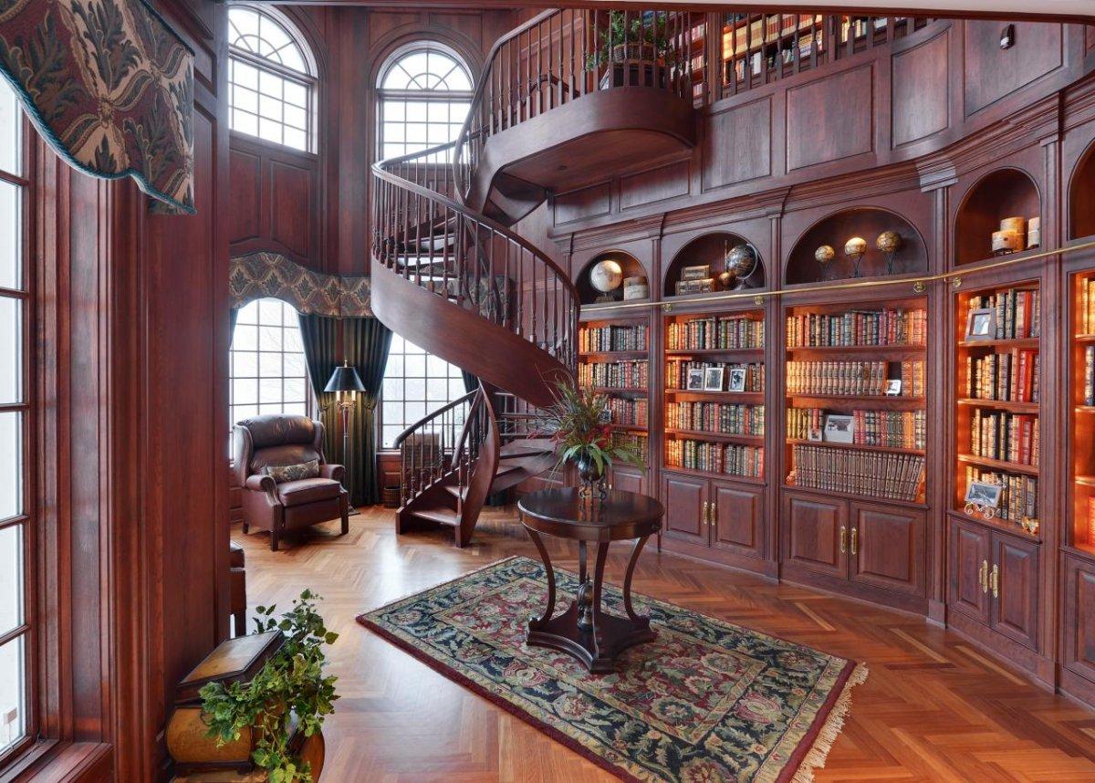 Библиотеки старинных дизайнов